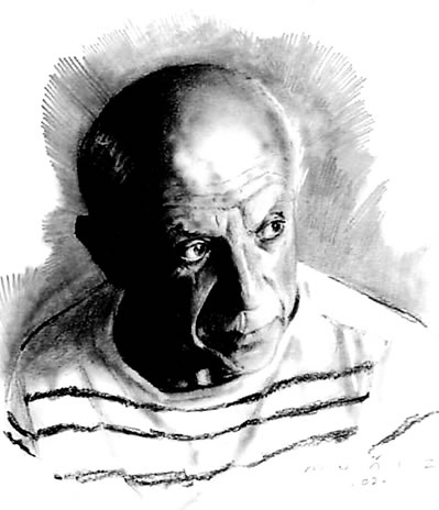 pintor picasso